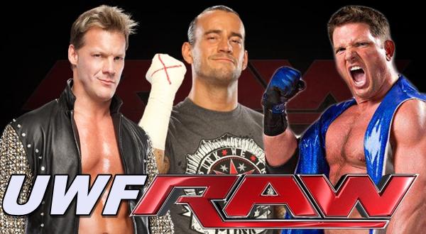 UWF Raw