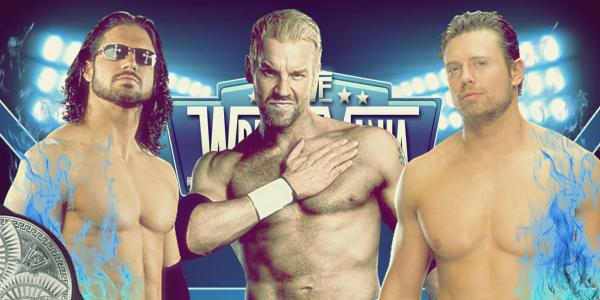 Open Match: Singles pelo UWF World Tag Team Championship: ROB Awesome (c) pela E.V.I.L vs. Christian  pela Team Royal Carisma vs. JoMo Eduardo pela White Starship.
