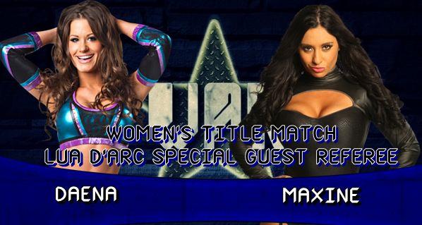 Daena vs Maxine