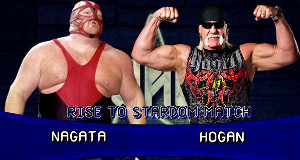 Nagata vs Hogan